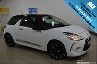 USED 2011 61 CITROEN DS3 1.6 E-HDI DSTYLE PLUS 3d 90 BHP