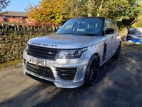 USED 2016 16 LAND ROVER RANGE ROVER 4.4 SDV8 VOGUE SE 5d 339 BHP