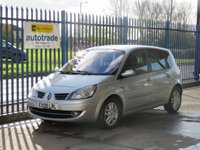 USED 2009 09 RENAULT SCENIC 2.0 DYNAMIQUE S VVT 5dr Auto 1/2 Leather Air con Alloys  Finance arranged Part exchange available Open 7 days