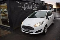 2013 FORD FIESTA 1.2 STYLE 5d 81 BHP £6000.00