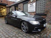 USED 2014 64 BMW 4 SERIES 3.0 435D XDRIVE M SPORT 2d 309 BHP (Drive Away Today)