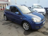2008 FORD FIESTA 1.2 SILVER LIMITED 3d 75 BHP £SOLD