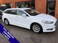 "USED 2016 16 FORD MONDEO 2.0 ZETEC ECONETIC TDCI 5DOOR 148 BHP DAB Radio     :     Satellite Navigation     :     USB Socket     :     Heated Windscreen      Cruise Control / Speed Limiter   :   Bluetooth Connectivity   :   Climate Control / Air Con      Front & Rear Parking Sensors   :   16"" Alloy Wheels   :   Full Service History"