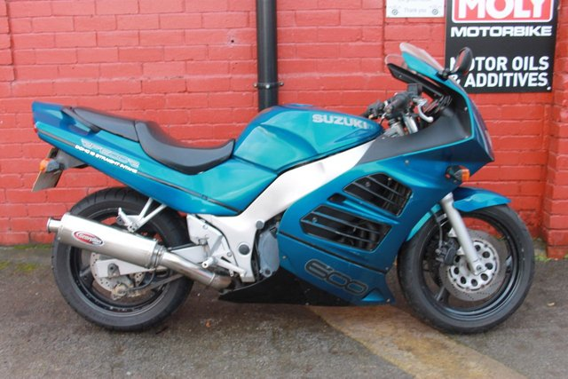 USED 1997 P SUZUKI RF 600 R RV  A Cracking First Bike Or Winter Ride. Delivery Available.