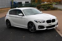 USED 2019 19 BMW 1 SERIES 1.5 116D M SPORT SHADOW EDITION 5d 114 BHP