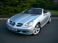 USED 2006 06 MERCEDES SLK 1.8 SLK200 KOMPRESSOR 2d 161 BHP A TRULY BEAUTIFUL EXAMPLE WITH SUPER LOW MILEAGE AND VERY A DESIRABLE SPECIFICATION