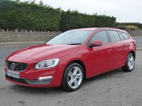2015 VOLVO V60 2.0 D3 BUSINESS EDITION 5d 148 BHP £9995.00