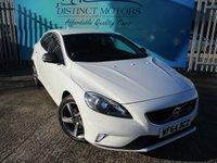 2014 VOLVO V40 1.6 D2 R-DESIGN 5d 113 BHP £8949.00