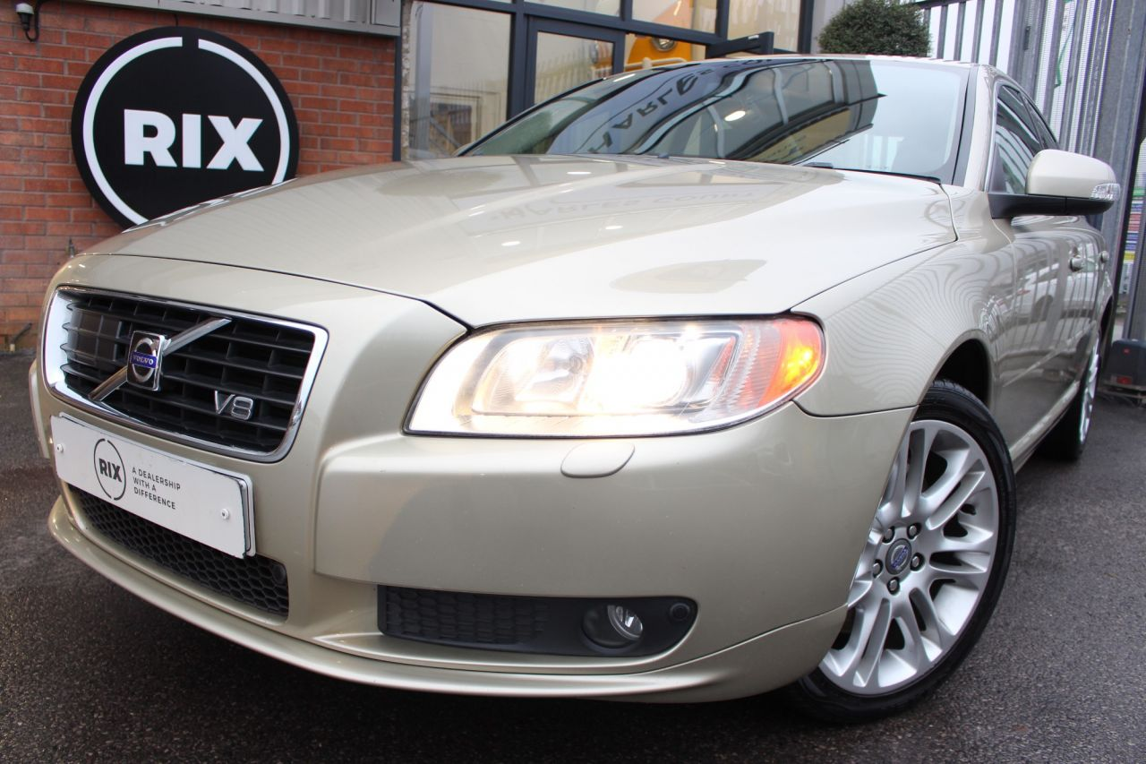 Used VOLVO S80for sale