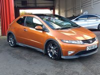 2008 HONDA CIVIC  I-CTDI TYPE-S GT £2250.00