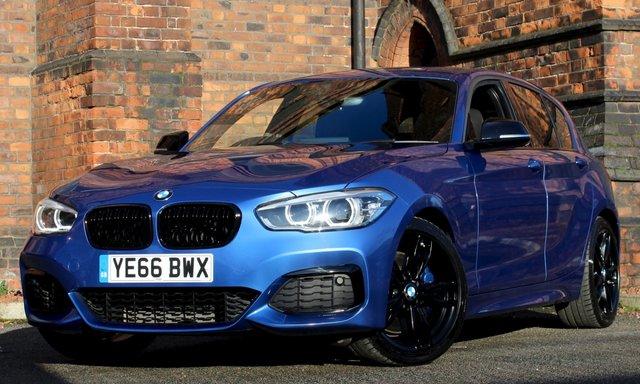 2016 66 BMW 1 SERIES 3.0 M140I 5d 335 BHP [ ADAPTIVE M-SUSPENSION ]