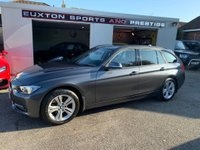 USED 2015 15 BMW 3 SERIES 2.0 320d Sport Touring xDrive (s/s) 5dr FULL BMW SERVICE HISTORY