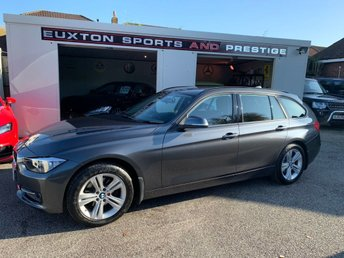 2015 BMW 3 SERIES 2.0 320d Sport Touring xDrive (s/s) 5dr £12995.00