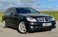 USED 2009 59 MERCEDES-BENZ C CLASS 2.1 C250 CDI BlueEFFICIENCY Sport 5dr DEPOSIT TAKEN