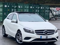 USED 2015 15 MERCEDES-BENZ A CLASS 1.5 A180 CDI Sport 7G-DCT 5dr PanRoof/ComfortPack/Sensors