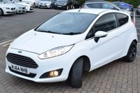 USED 2014 64 FORD FIESTA 1.25 Zetec 3dr BLUETOOTH, USB, HPI CLEAR