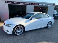 USED 2008 08 BMW 3 SERIES 2.0 320d M Sport 2dr SERVICE HISTORY