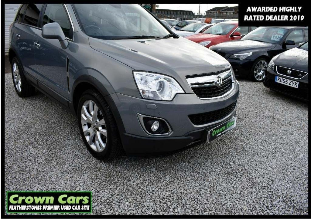 USED 2012 12 VAUXHALL ANTARA 2.2 CDTi SE Nav AWD 5dr 3 MONTH WARRANTY & PDI CHECKS