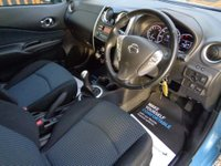 USED 2015 65 NISSAN NOTE 1.2 Acenta 5dr Full Nissan History, Bluetooth