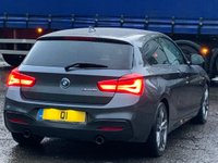 USED 2017 17 BMW 1 SERIES 3.0 M140i Hatchback 3dr Petrol Auto (s/s) (340 ps) HarmanKardon/SportSeats/SatNav