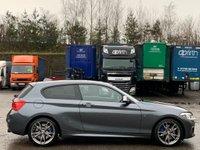 USED 2017 17 BMW 1 SERIES 3.0 M140i Auto (s/s) 3dr HarmanKardon/SportSeats/SatNav