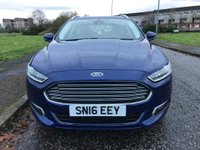 USED 2016 16 FORD MONDEO 1.5 TDCi ECOnetic Titanium (s/s) 5dr 1 Owner ! £30 Tax ! 80 MPG !