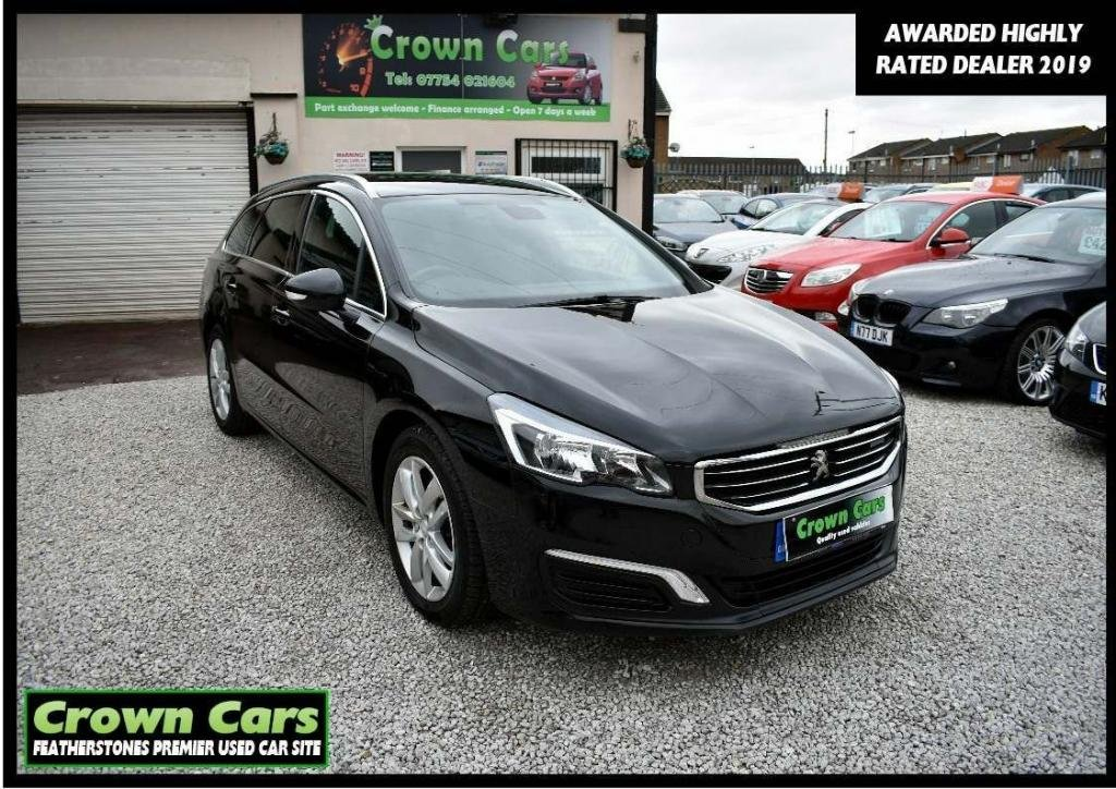 USED 2015 65 PEUGEOT 508 2.0 BlueHDi Active (s/s) 5dr 3 MONTH WARRANTY & PDI CHECKS