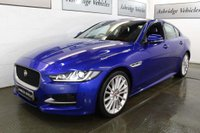 USED 2017 17 JAGUAR XE 2.0i R-Sport Auto (s/s) 4dr PAN ROOF! 1 PRIVATE OWNER!
