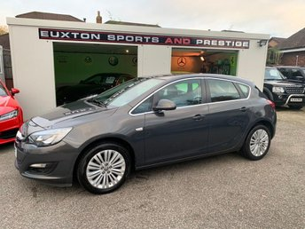 2015 VAUXHALL ASTRA 1.4i Excite 5dr £5495.00