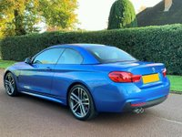USED 2017 67 BMW 4 SERIES 2.0 420d M Sport Auto (s/s) 2dr 1OWNER+REV CAM+AIRSCARF+MORE