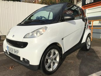 2009 SMART FORTWO COUPE 1.0 PULSE MHD 2d 71 BHP £2990.00