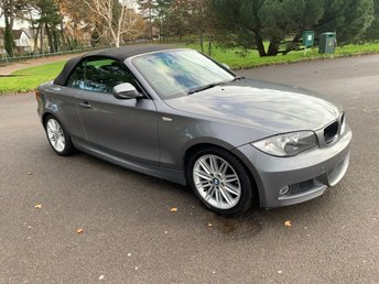 2010 BMW 1 SERIES 2.0 118D M SPORT 2d 141 BHP £5250.00