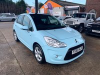 USED 2010 60 CITROEN C3 1.6 EXCLUSIVE HDI 5d 90 BHP