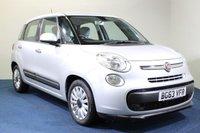 2013 FIAT 500L 1.2 MULTIJET POP STAR 5d 85 BHP £5000.00