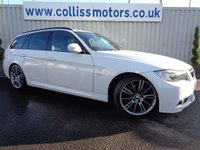 2011 BMW 3 SERIES 2.0 320D SPORT PLUS EDITION TOURING 5d 181 BHP £7995.00
