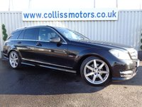 2011 MERCEDES-BENZ C-CLASS 2.1 C250 CDI BLUEEFFICIENCY SPORT ED125 5d 204 BHP £7695.00