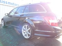 USED 2011 61 MERCEDES-BENZ C-CLASS 2.1 C250 CDI BLUEEFFICIENCY SPORT ED125 5d 204 BHP