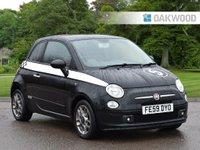 2009 FIAT 500 1.4 SPORT 3d 99 BHP £2995.00