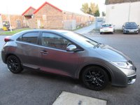 USED 2017 17 HONDA CIVIC 1.6 I-DTEC SPORT 5d 118 BHP 1 OWNER