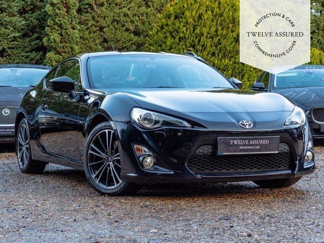 USED 2014 14 TOYOTA GT86 D-4S