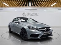 USED 2014 64 MERCEDES-BENZ E-CLASS 2.1 E220 BLUETEC AMG LINE 2d 174 BHP **FREE FROM ULEZ CHARGE** NO ULEZ CHARGE ON THIS VEHICLE