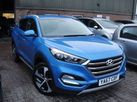 USED 2017 67 HYUNDAI TUCSON 1.6 T-GDI SPORT EDITION 5d 175 BHP ANY PART EXCHANGE WELCOME, COUNTRY WIDE DELIVERY ARRANGED, HUGE SPEC