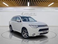 USED 2015 15 MITSUBISHI OUTLANDER 2.0 PHEV GX 4H 5d 162 BHP **FREE FROM ULEZ CHARGE** NO ULEZ CHARGE ON THIS VEHICLE