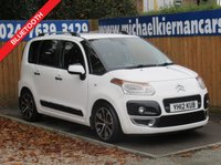 2012 CITROEN C3 PICASSO 1.6 PICASSO EXCLUSIVE HDI  5d 90 BHP £4295.00