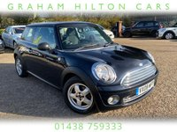 2008 MINI HATCH ONE 1.4 ONE 3d 94 BHP £3500.00