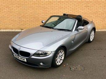 2006 BMW Z4 Z4 SE // ROADSTER // 2.5L // 175 BHP // px swap £3990.00