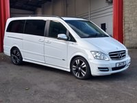 2014 MERCEDES-BENZ VIANO 2.1 AMBIENTE CDI BLUEEFFICENCY  5d 163 BHP £16984.00