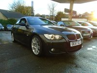 USED 2007 57 BMW 3 SERIES 3.0 330D M SPORT 2d 232 BHP