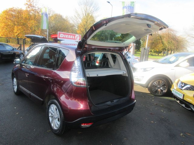 USED 2016 16 RENAULT SCENIC 1.5 DYNAMIQUE NAV DCI 5d 110 BHP **JUST ARRIVED **BUY NOW PAY NEXT YEAR**SAT NAV**