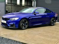 USED 2016 16 BMW M4 3.0 M4 2d 426 BHP, full Carbon Kit, Individual paintwork